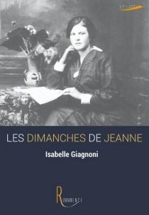 Les dimanches de Jeanne - IsabelleGiagnoni