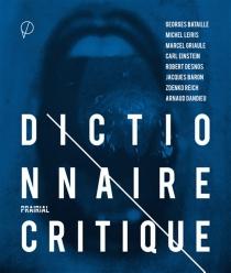 Dictionnaire critique -