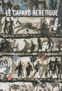 Le cafard hérétique : revue d'expression littéraire, n° 8 -