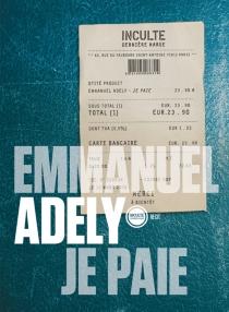 Je paie - EmmanuelAdely