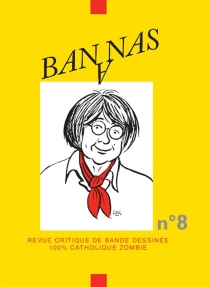 Bananas : revue critique de bande dessinée, n° 8 -