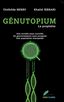 Génutopium : la prophétie - ClothildeHenry