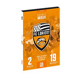 Tick&Box - FC Lorient