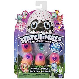 PACK DE 5 Hatchimals S4 (modèle aléatoire) - HATCHIMALS - 6043960