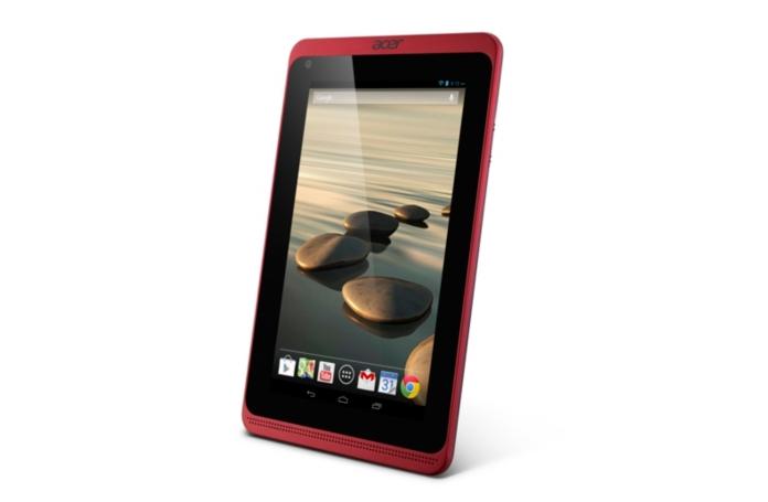 tablette tactile 7 pouces acer iconia b1 720. Black Bedroom Furniture Sets. Home Design Ideas