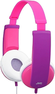 CASQUE AUDIO JVC HA-KD5 Kid Rose