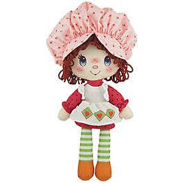Poupée Chiffon Charlotte aux fraises - KKCFSFTS