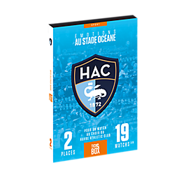 Tick&Box - Le Havre AC