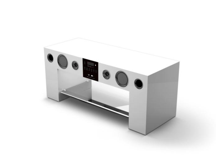 meuble tv leclerc – Artzeincom -> Meuble Tv Home Cinéma Leclerc