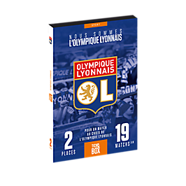 Tick&Box - Olympique Lyonnais