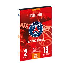 Tick&Box - Paris Saint-Germain Handball