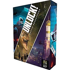 Unlock! Exotic Adventures - Jeu Escape Game