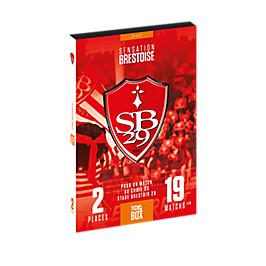 Tick&Box - Stade Brestois