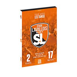 Tick&Box - Stade Lavallois