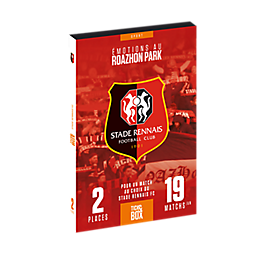 Tick&Box - Stade Rennais