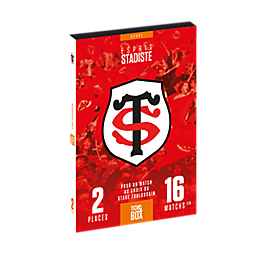 Tick&Box - Stade Toulousain