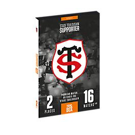 Tick&Box - Stade Toulousain Supporter