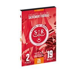 Tick&Box - Stade de Reims