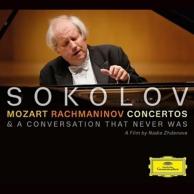 Mozart, Rachmaninov concertos