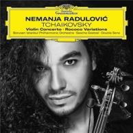 Tchaïkovsky : violin concerto; rococo variations