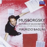 Mussorgski - pictures at an exhibition and other piano works