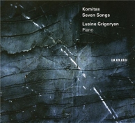Komitas : piano compositions
