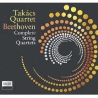 Beethoven : complete string quartets