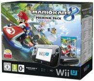 console Nintendo Wii U premium pack (32 Go) et Mario Kart 8 (WII U)