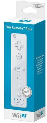 télécommande Wii U Plus - blanche (WII U)