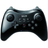 manette classique Wii U pro - noire (WII U)