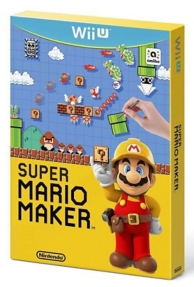 super Mario maker (artbook inclus) (WII U)