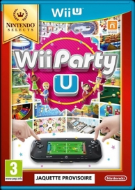 Wii party U - Nintendo Selects (WII U)