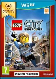 Lego city undercover - Nintendo Selects (WII U)
