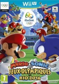 Mario et Sonic aux jeux olympiques de Rio 2016 (WII U)
