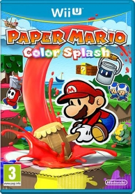 paper Mario : color splash (WII U)