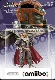 figurine Amiibo Ganondorf