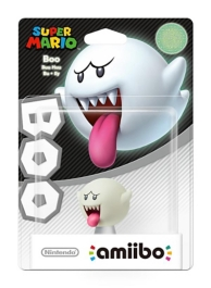 figurine Amiibo - collection Super Mario - Boo