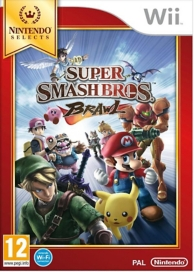 super smash bros brawl - Nintendo Selects (WII)