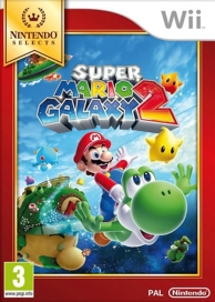 super Mario galaxy 2 - Nintendo Selects (WII)
