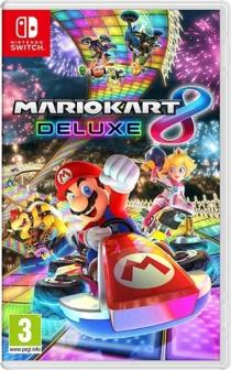 Mario Kart 8 Deluxe (SWITCH) -