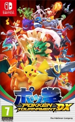 Pokkén tournament DX (SWITCH) - NINTENDO SWITCH