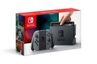 console Nintendo Switch (avec une paire de Joy-Con gris) (SWITCH)