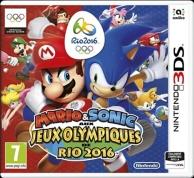 Mario et Sonic aux Jeux Olympiques de Rio 2016 (3DS)