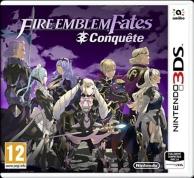 fire emblem fates : conquête (3DS)