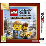 Lego City Undercover - the chase begins - Nintendo Selects (3DS)