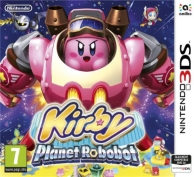 Kirby planet robobot (3DS)