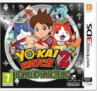 Yo-Kai Watch 2 : ésprits farceurs (3DS)