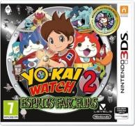 Yo-Kai Watch 2 : ésprits farceurs (médaille incluse) (3DS)