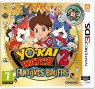 Yo-Kai Watch 2 : fantômes bouffis (médaille incluse) (3DS)