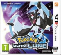 Pokémon ultra Lune (3DS) -